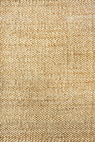 nuLOOM Natura Collection Hailey Jute Natural Fibers Solid an