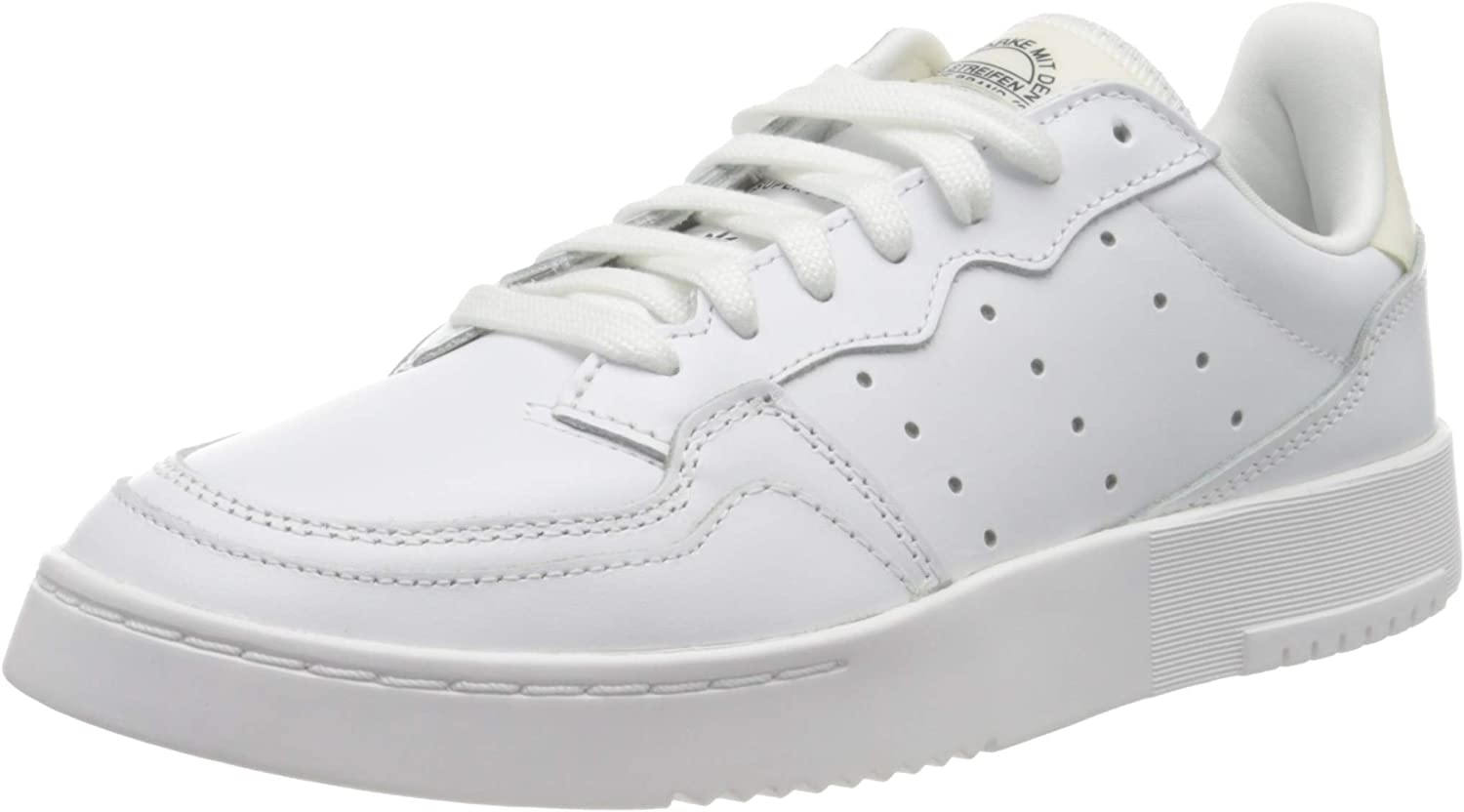 adidas Originals Supercourt W Trainers Women White Low Top Trainers