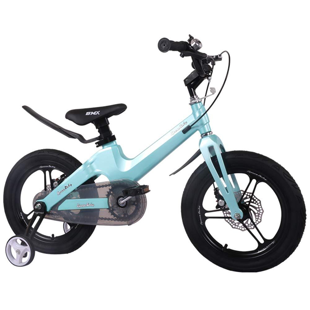 alto descuento azul 1-1 Bicicleta para para para niños Ligero Aleación de magnesio Freno de Disco Doble Niño Niña 12 Pulgadas  autentico en linea