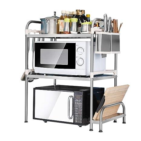 WWJHH-Kitchen shelf Horno de microondas + Soporte para ...