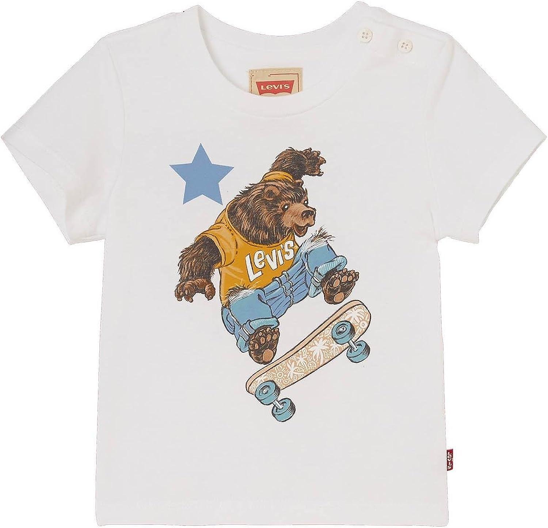 Camiseta Levis Ted Blanca TU Blanco: Amazon.es: Ropa y accesorios