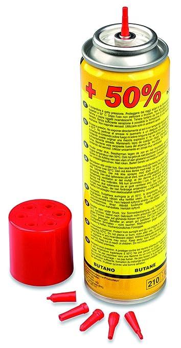 11 opinioni per Kemper 10051- Cartuccia gas per ricarica accendini e microsaldatori, 90 g