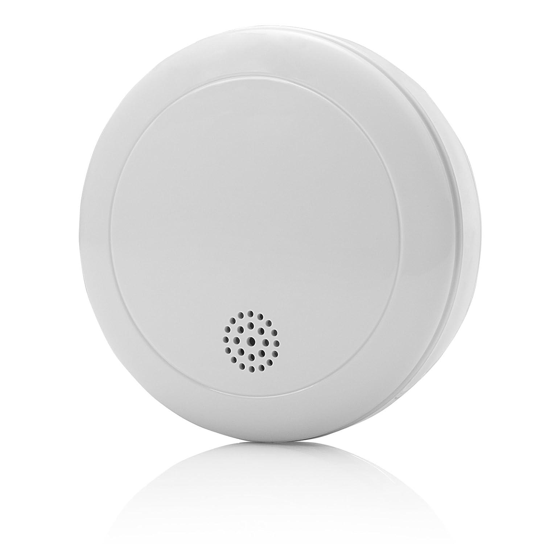 Smartwares 10.006.74 Alarma de Humo-Batería VDS RM218 10 años, Blanco: Amazon.es: Bricolaje y herramientas