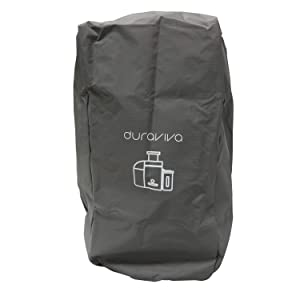Duraviva Universal Fit Juice Machine Dust Cover - Nylon, Waterproof - Fits Popular Brands of Juice Machines