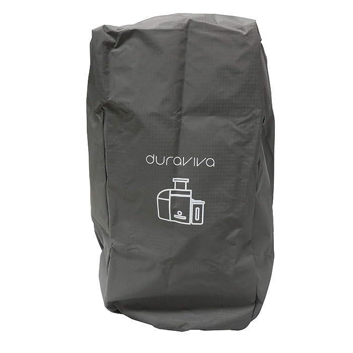 Duraviva Universal Fit Juice Machine Dust Cover - Nylon, Waterproof - Fits Popular Brands of Juice Machines