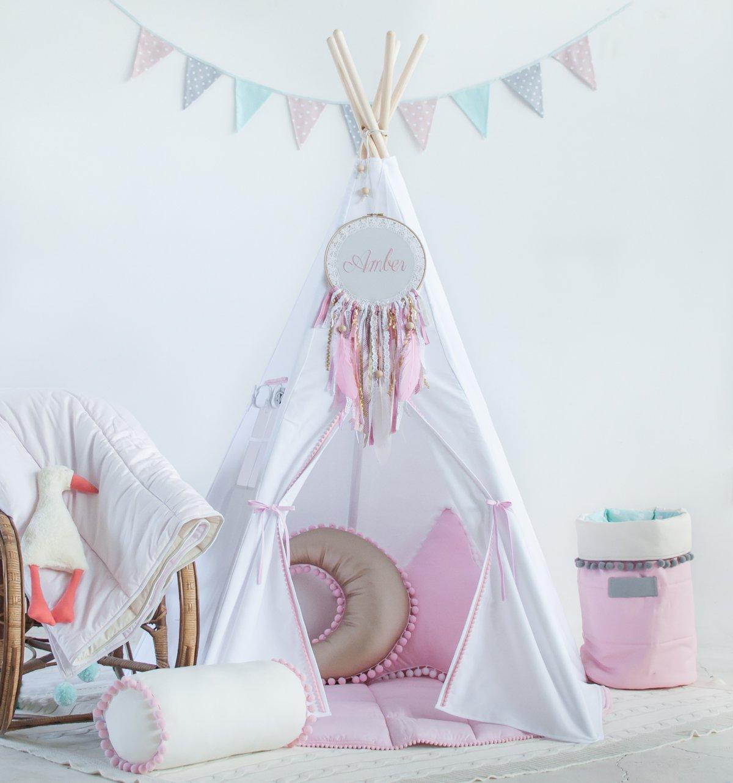 TipiZelt Zelt IndianerZelt Indianer Zelt Kinderzelt Tipi Teepee Spielzeug Spielzelte