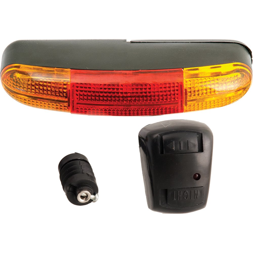 Action Bicycle Signal Brake Taillight Image 1