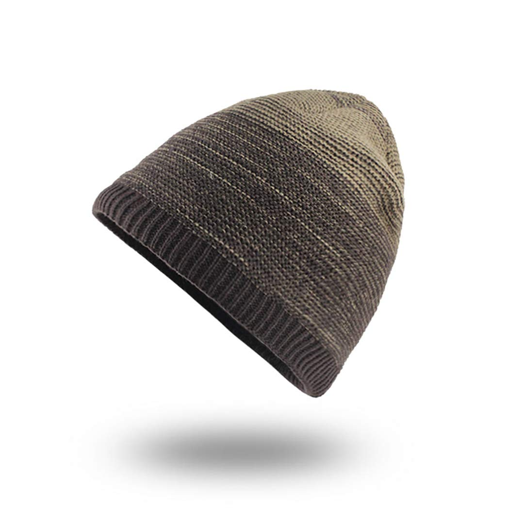 Unisex Beanies Knit Hat,Warm Skullies Beanies Winter Knitted Caps Scarf Men Bonnet Mask Hats