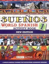 Suenos World Spanish 1 Activity Book (Sueños)