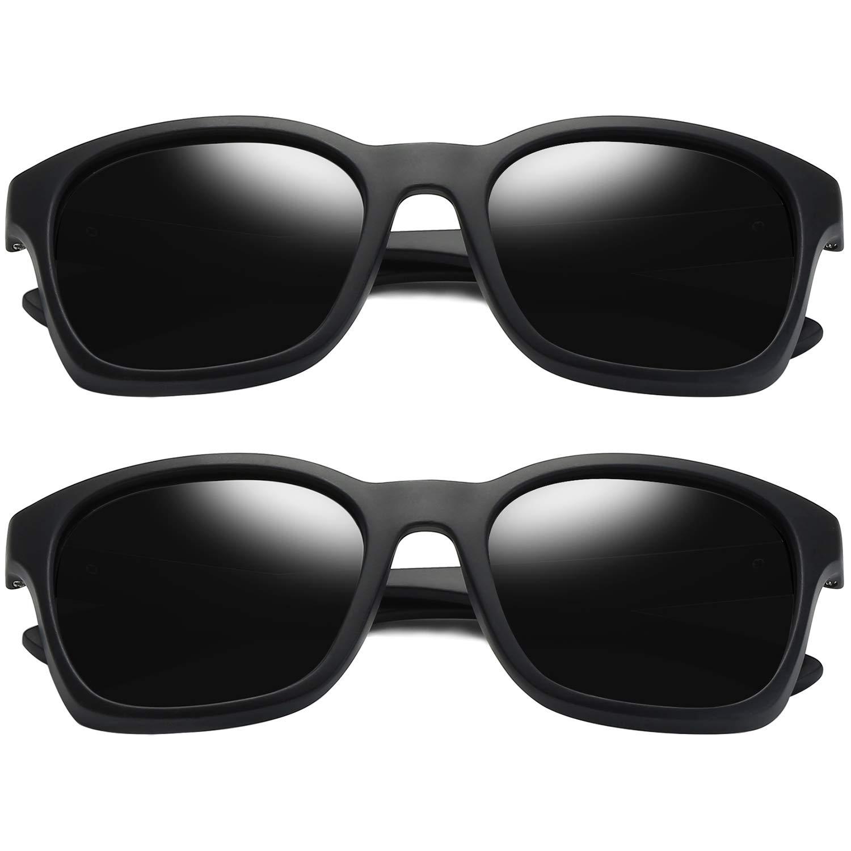 Amazon.com: Joopin - Gafas de sol polarizadas para hombre ...