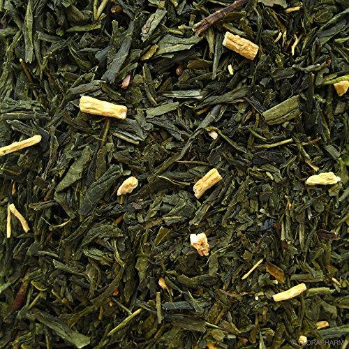 Florapharm - Grüner Tee mit Ginseng natürlich 100 Gramm