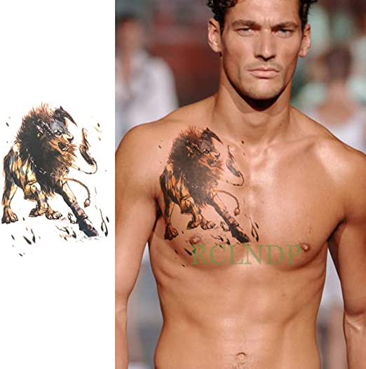 ljmljm 3 Unids Impermeable Etiqueta Engomada del Tatuaje Corazón ...