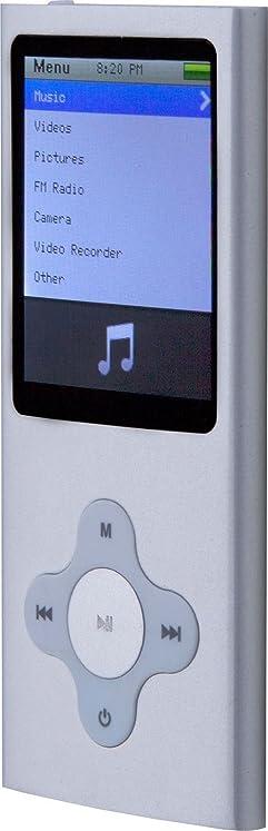 amazon com craig electronics cmp616f 4gb portable mp3 plus video rh amazon com