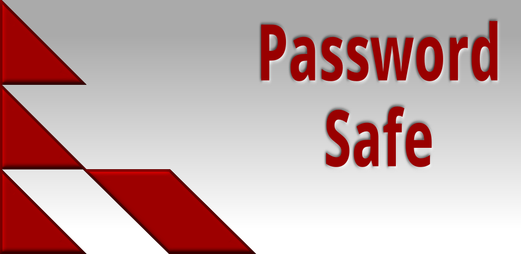 how to use password safe android app