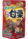 岡三食品 おいしいむき甘栗50g×20個