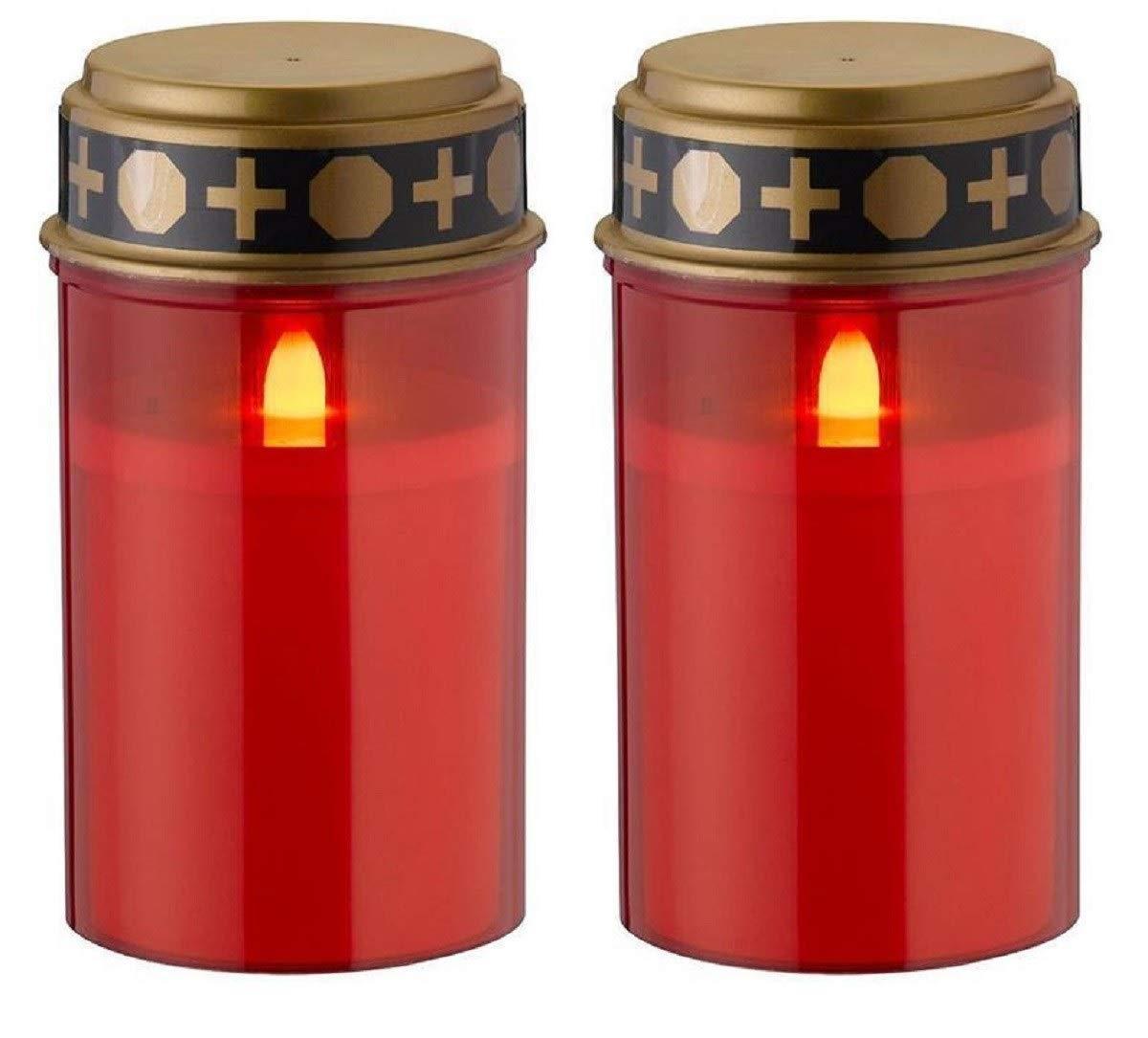 WOFI Grablicht; NACO; Rot; 1 x LED 0,06 Watt 845901190000