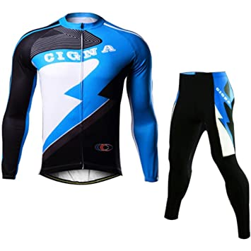 79ee92a43 BRG315 Men And Women Summer Long-Sleeved Riding Suit Suit Sunscreen  Breathable Pants Equipped With
