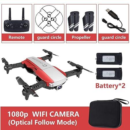 JohnnyLuLu H3 FPV RC Drone con cámara 1080P HD, FPV WiFi Control ...