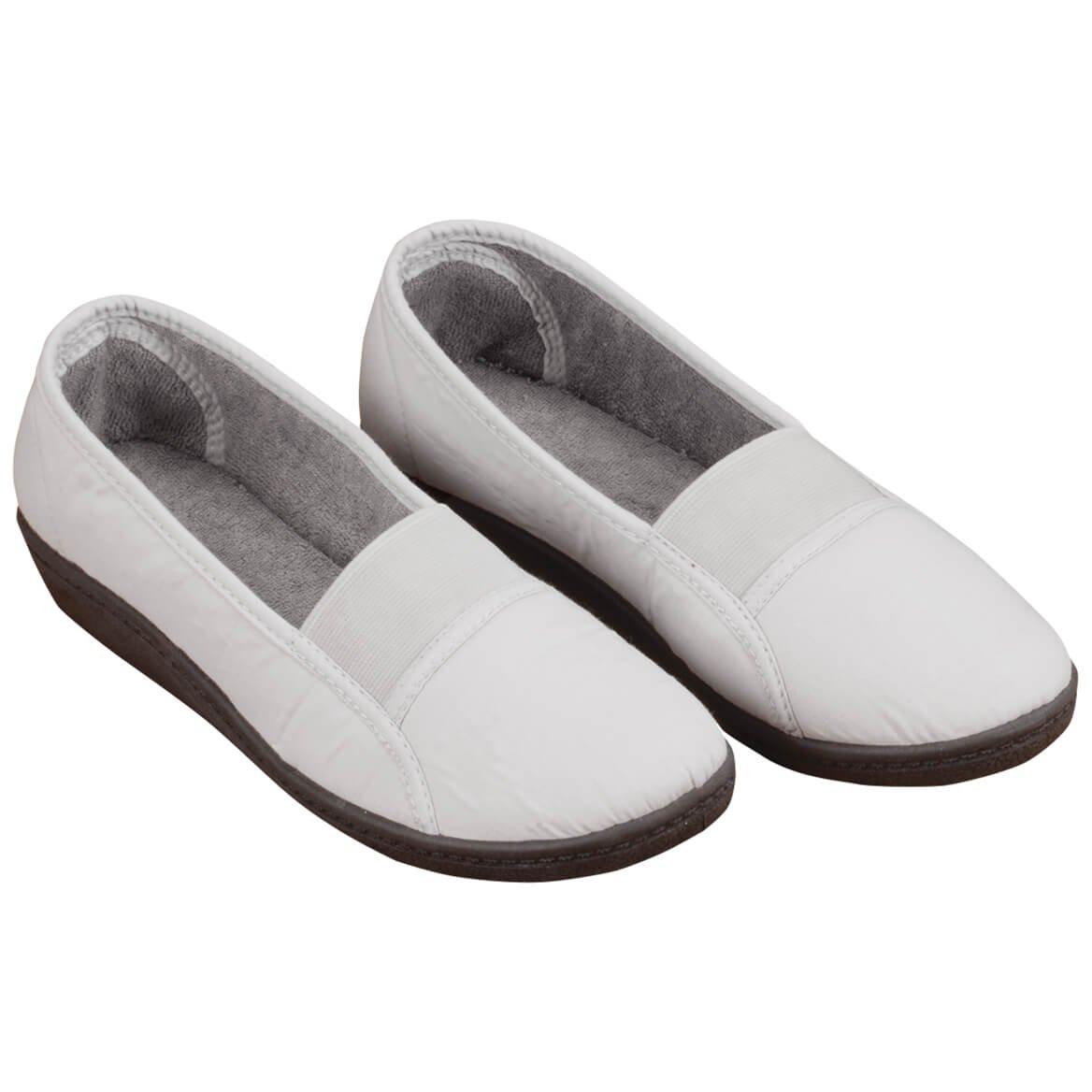 Walter Drake Comfort Fit Elastic Slip Ons