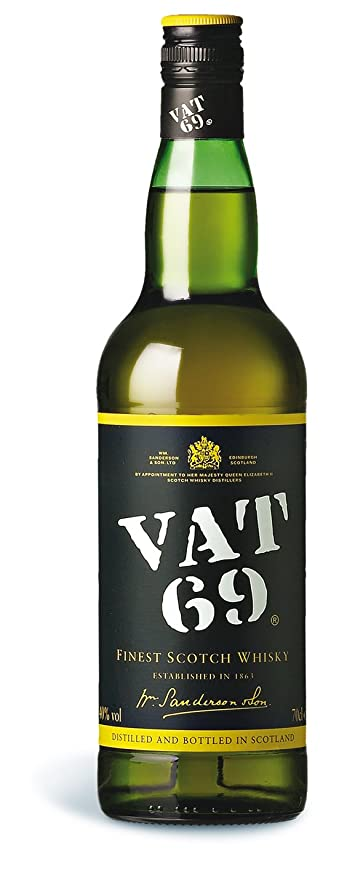 31 opinioni per Vat 69 Whisky Ml.700
