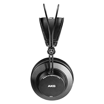 a8d17a5a7ae Image Unavailable. Image not available for. Colour: AKG K275 – Foldable  Closed-Back Studio Headphones