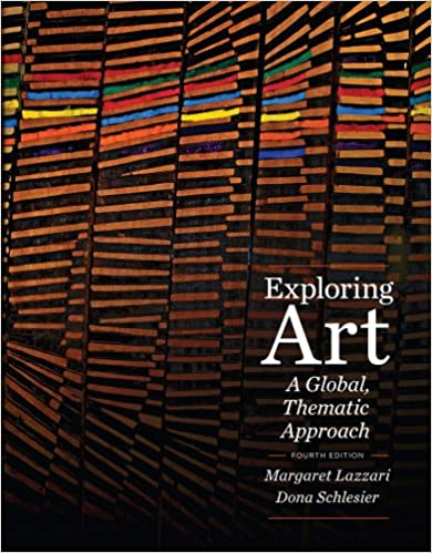 bundle exploring art a global thematic approach with art coursemate with ebook printed access card 4th webtutor on blackboard w ebook via gateway printe access card