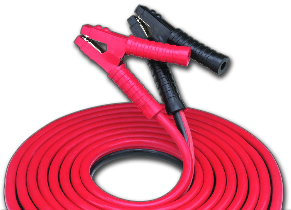 Bayco (SL-3010) 25' 800 Amp Extreme-Duty Booster Cable with Extra Heavy-Duty Jaw Design by Bayco