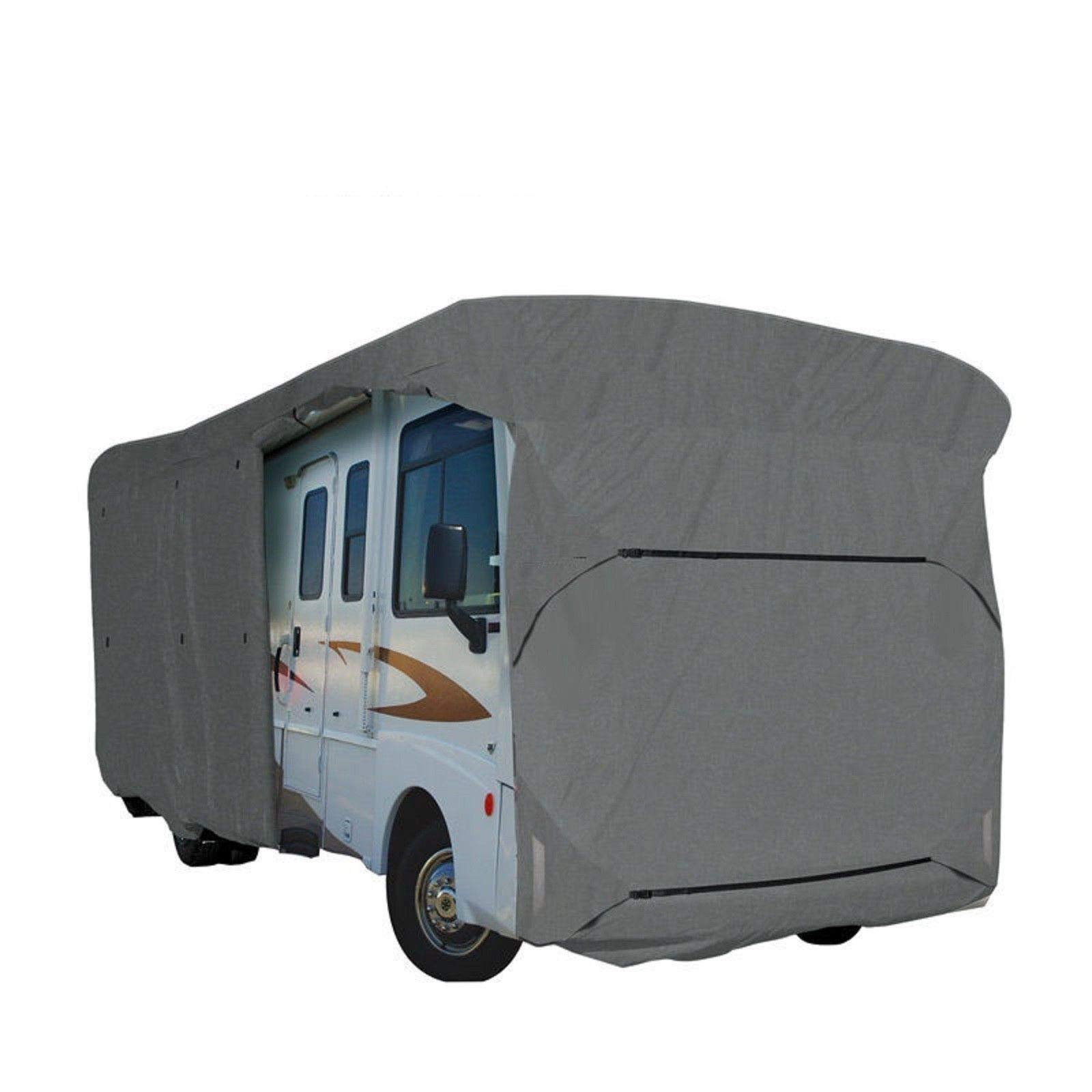 Waterproof RV Cover Motorhome Camper Travel Trailer 34' 35' 36' Class A B C by Marine Rv Direct