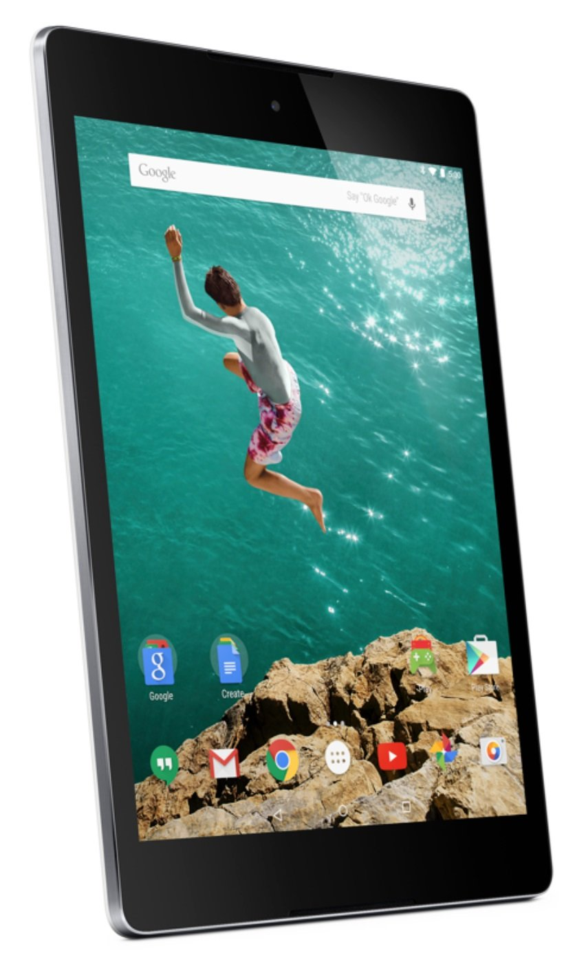 Amazon.com : Google Nexus 9 Tablet (8.9-Inch, 32 GB, White ...