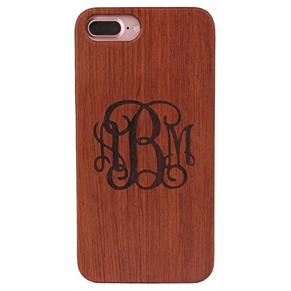 low priced f01df 04f83 Amazon.com: Personalized Custom Wood Cell iPhone X Case Carved ...