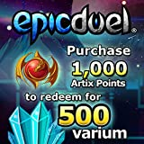 500 Varium Package: EpicDuel [Instant