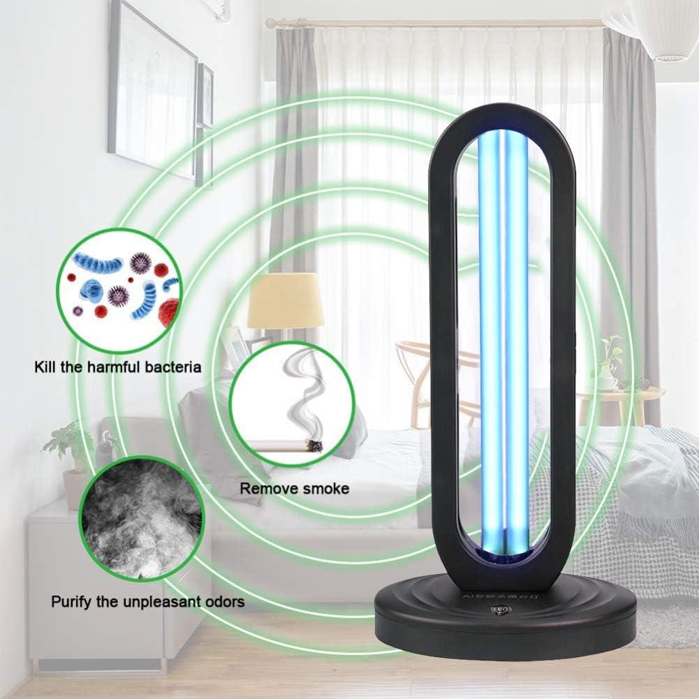 UV Sterilisation Lampe jpkoekw Antibakterielle Rate 99/% Mobile Tragbare Desinfektionsmittel Desinfizieren Licht Uv-Keimt/öTende Lampe F/üR Auto Haushalts Schule Hotel Pet Area