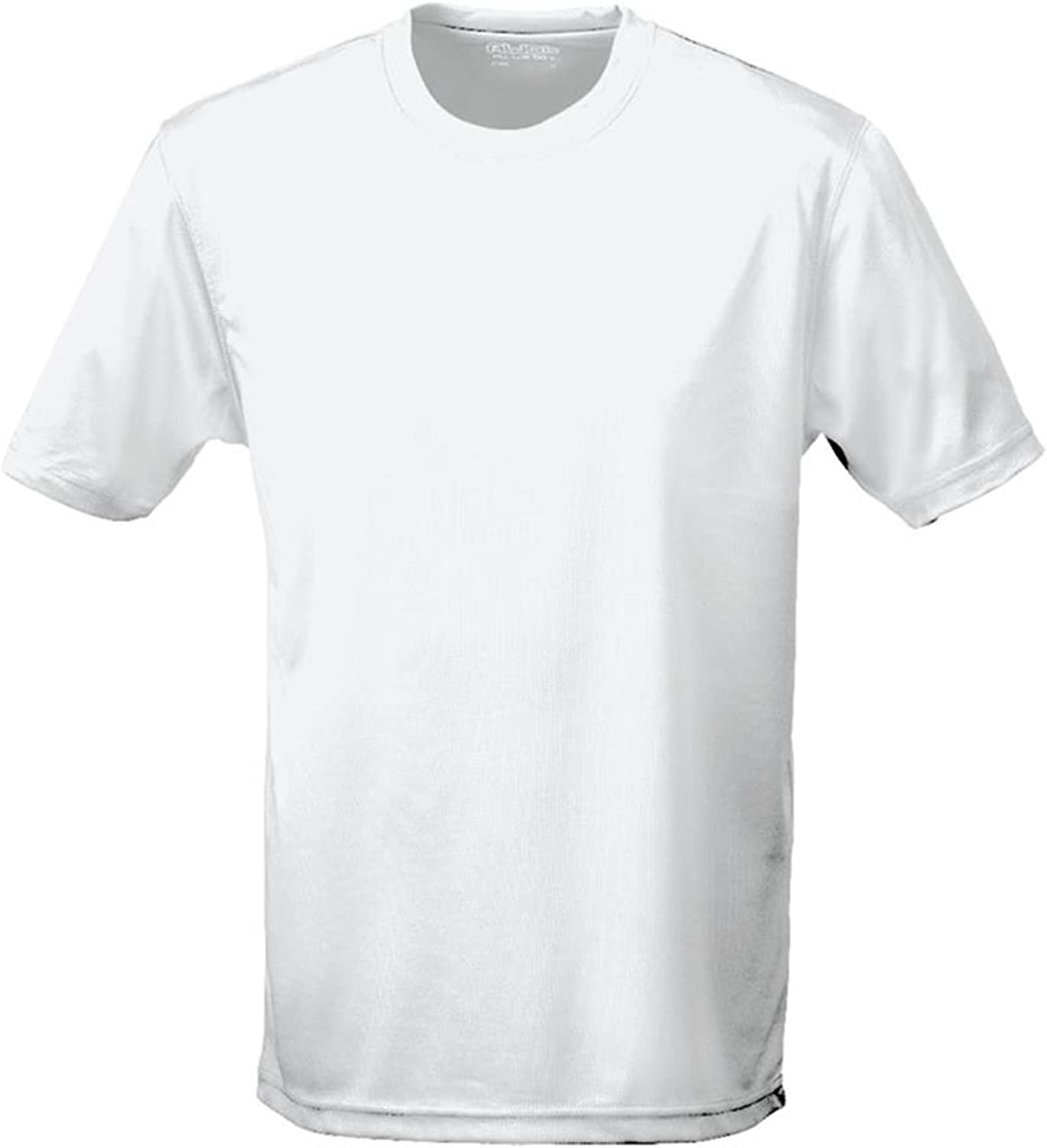AWDis Kids Short Sleeve Cool T Shirt Arctic White