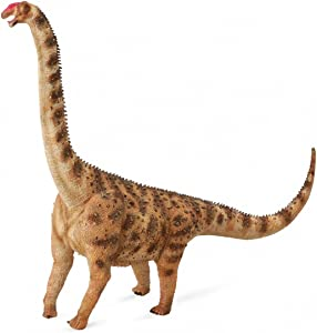 CollectA Prehistoric Life Argentinosaurus Toy Dinosaur Figure - Paleontologist Approved Hand Painted Model
