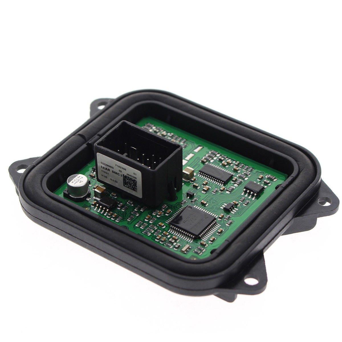 NEW CONTROL UNIT CORNERING 63117182396 For BMW X5 E70 E90 E91 E92 E93 X6 Z4 by Generic