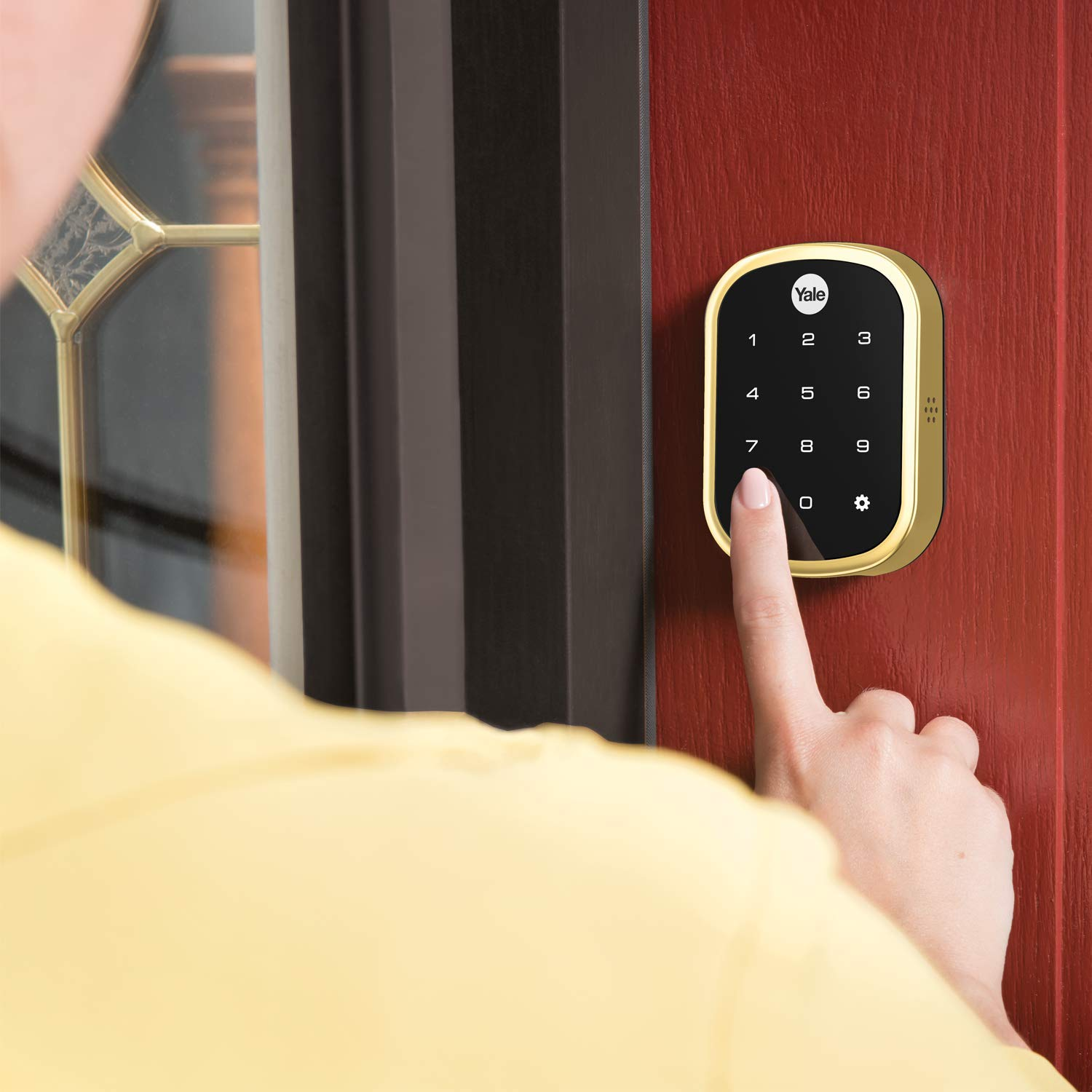 Yale Assure Lock SL, Connected by August with Kincaid BK Lever - Works with Amazon Alexa, Google Assistant and Home Kit by Yale Security (Image #6)