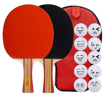 Amazon.com: YXDDG - Pala de tenis de mesa, pala de ping-pong ...