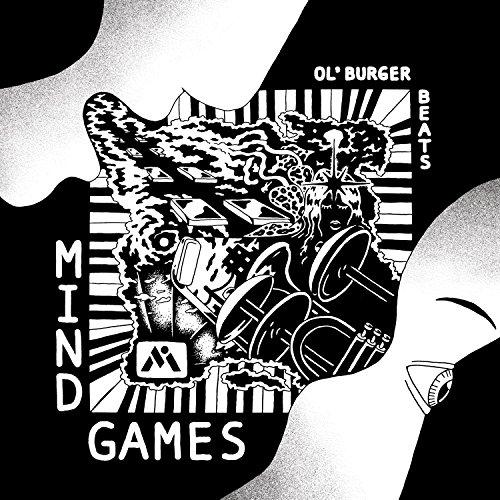 Ol' Burger Beats - Mind Games (2017) [WEB FLAC] Download