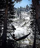 YAKOUTFITTERS Hammock for Camping - Single & Double
