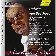 Symphony 8 / Piano Cto 3