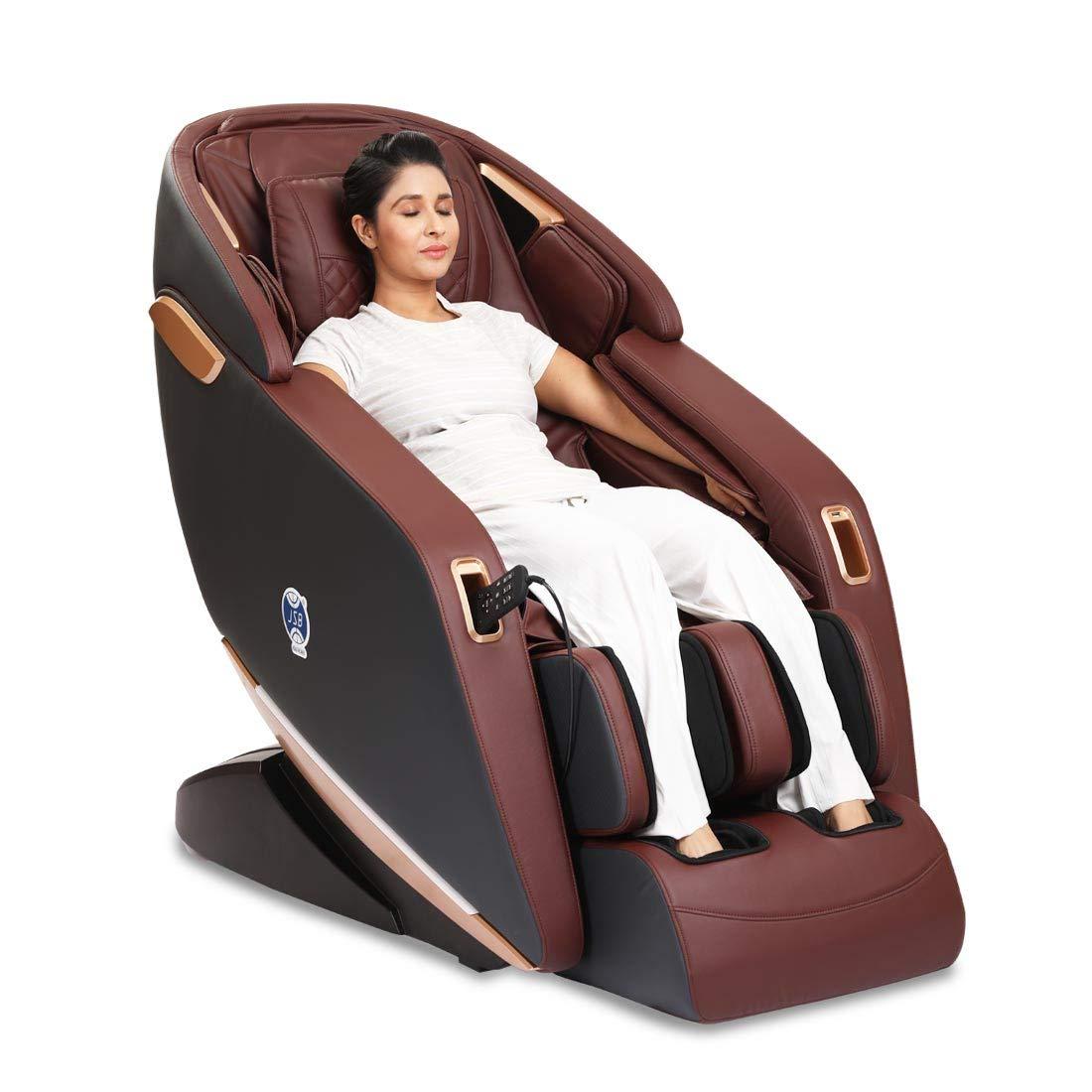 Best Lightweight Full Body Massage Chair 2021- JSB massage chair  Less Power Consumption Capsule Massage Chair