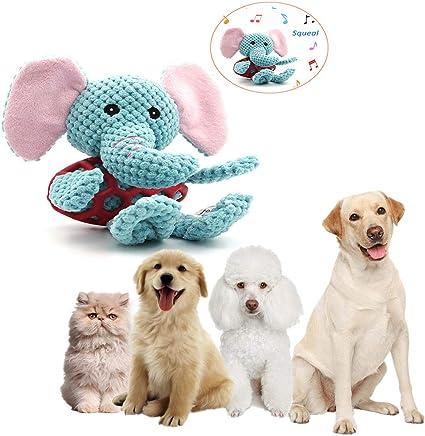 ZYZ Juguete para Perro, Elefante, Cuerda de algodón, Cachorro ...