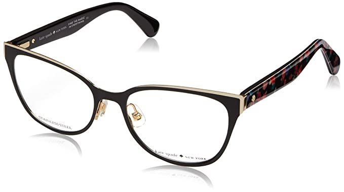 ad367fd6a54 Image Unavailable. Image not available for. Color  Eyeglasses Kate Spade  Vandra ...