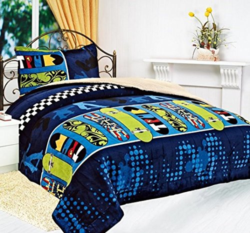 Blanket Sumptuously Blankets Skateboards Esquimal product image