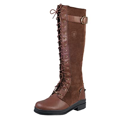 Ariat Coniston H20 Ladies Tall Boot UK8 EU42 US10.5 Chocolate Brown KtZxX2x