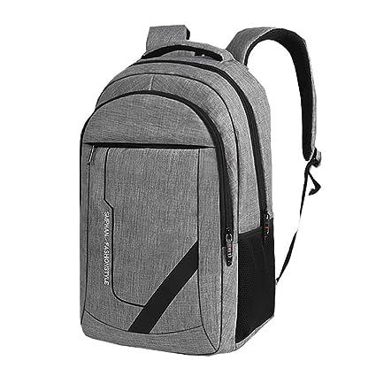 Mochila portátil de viaje mochila grande con 3 capas