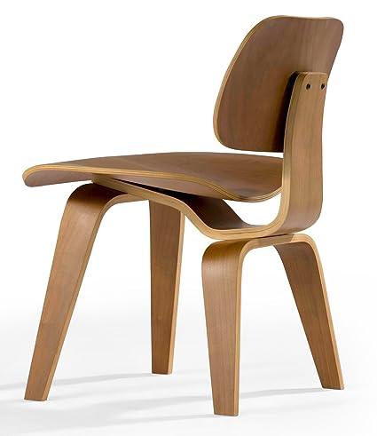 Aeon Richmond Plywood Dining Chair, Cherry Finish