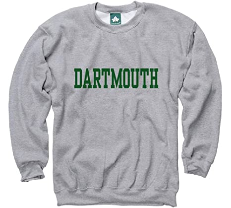 fe19db0ecfe7f Ivysport Dartmouth College Classic Adult Crewneck Sweatshirt with Classic  Logo, Sweatshirt