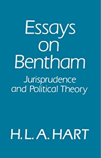 com essays in jurisprudence and philosophy  essays on bentham jurisprudence and political theory