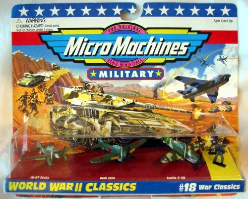 German American Jet (Micro Machines Military World War II Classics #18 War Classics)